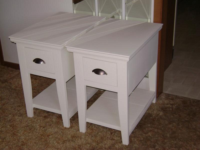 27P - Bedside Tables