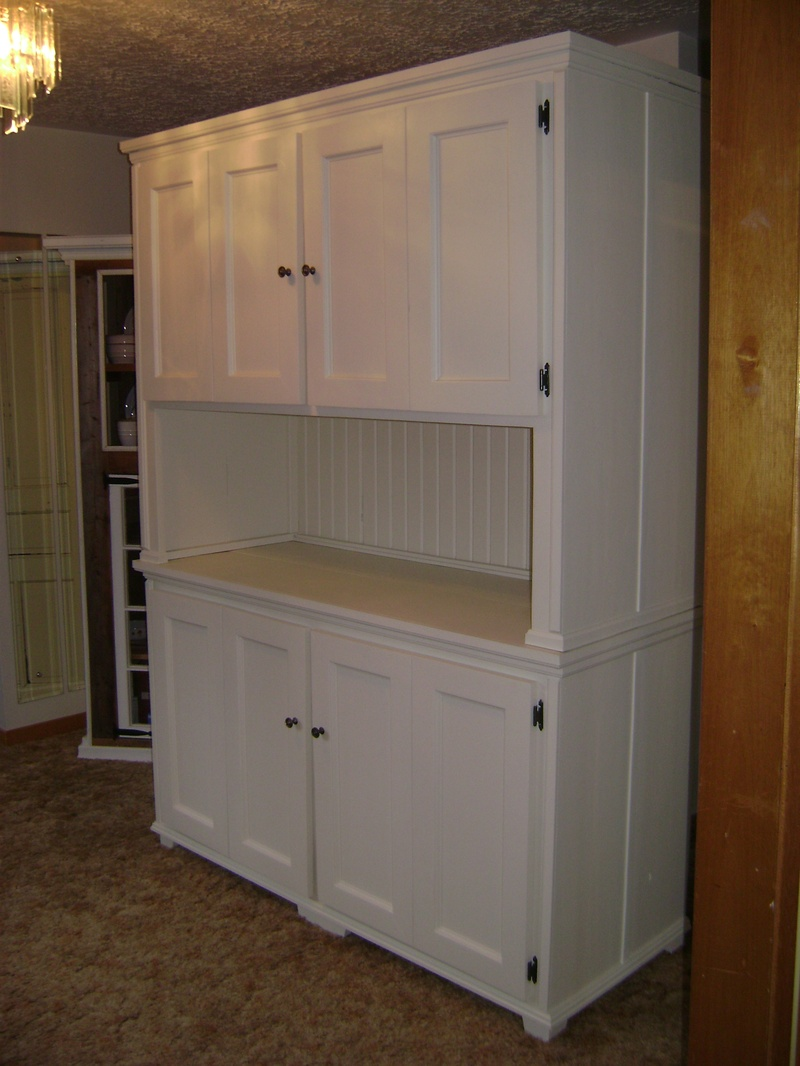 38P - Door Panel Cabinet