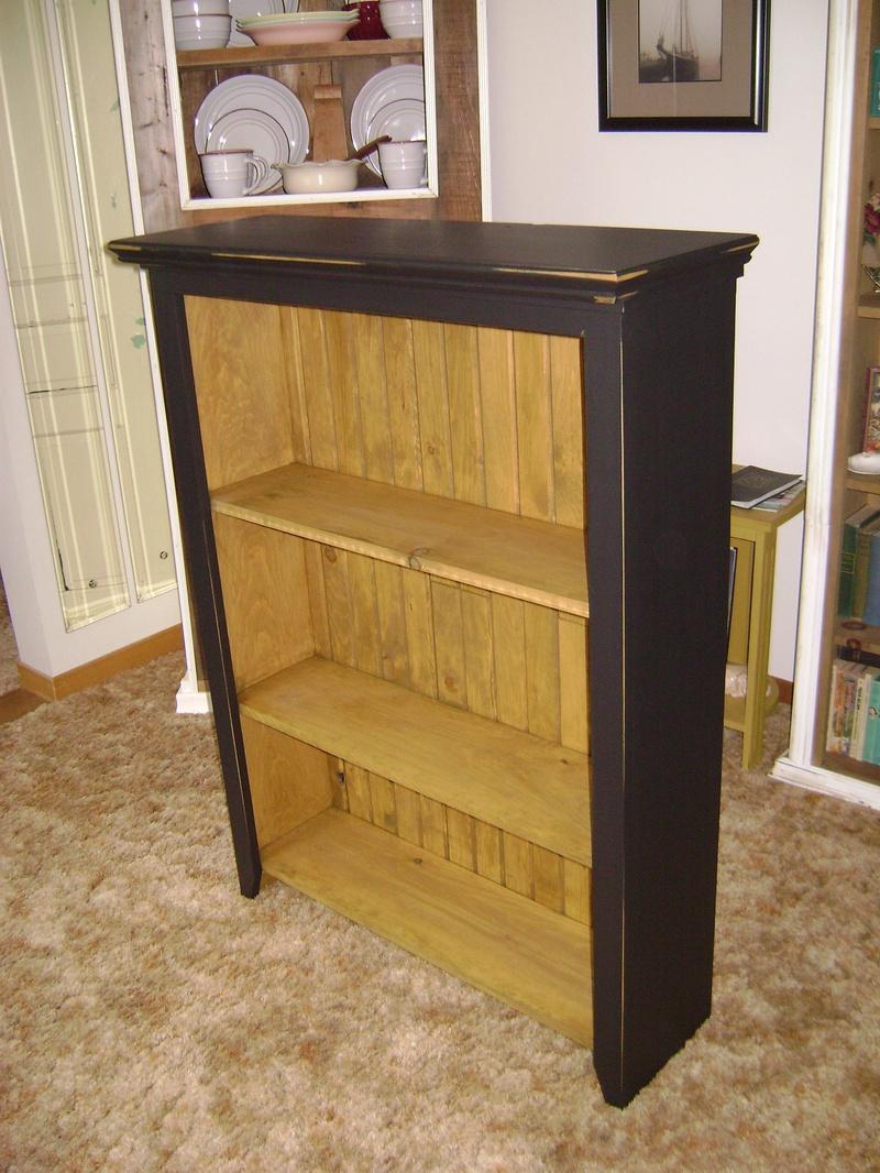 33P - Bookshelf