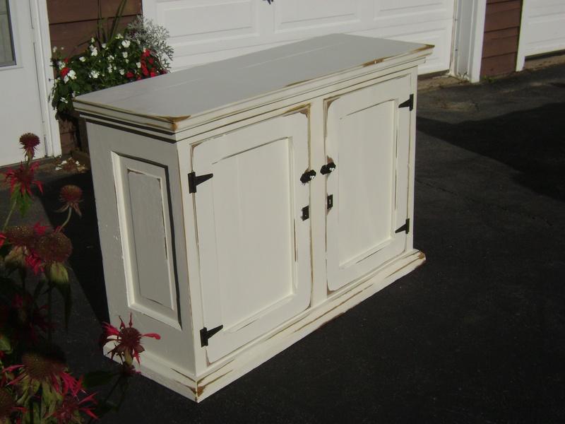 42P - Door Panel Cabinet