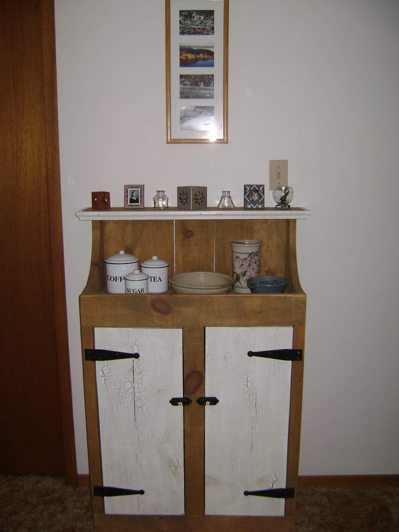 12P-Dry Sink