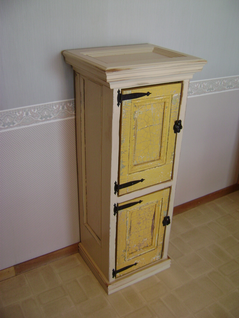 14P-Double Door Panel Cabinet