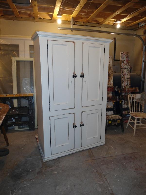 48P Door Panel Cabinet